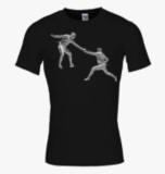 t shirt fencing boy_