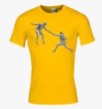 t shirt fencing men_