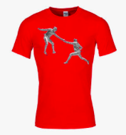 t shirt fencing women