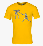 t shirt fencing men